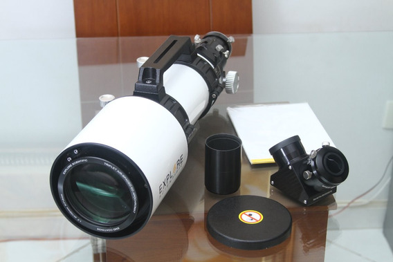 Telescópio Refrator Apocromático Explore Scientific 102mm F7