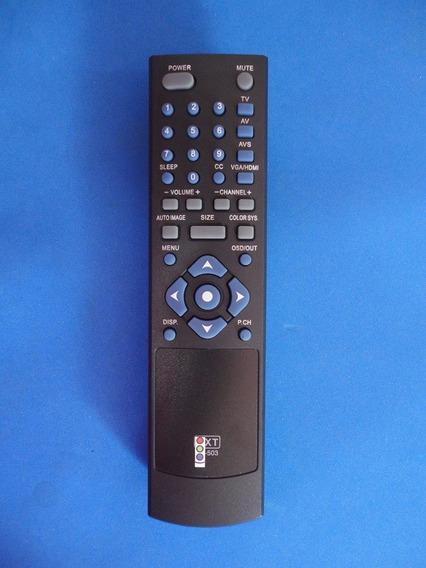 Controle Remoto Tv Lcd Cce Rc-503 Tl660 / Tl800 / Tl470