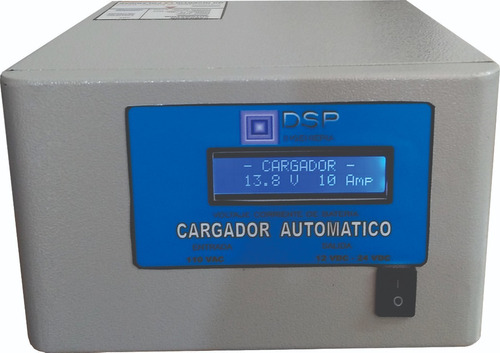 Cargador Automatico De Baterias  12v 5 Amp