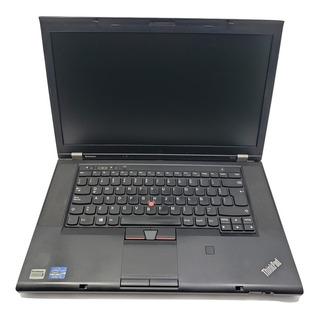 Laptop Lenovo Barata Core I5 3a T530 15.6 16gb Ram Ssd 256