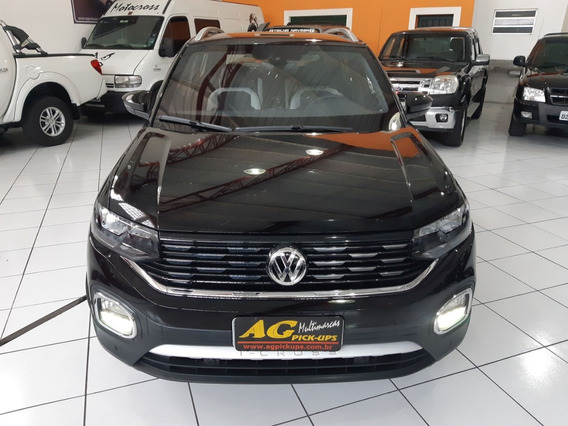 Vw Volks Tcross Highline 2020 0 Km Blindada N Iii-a Completo