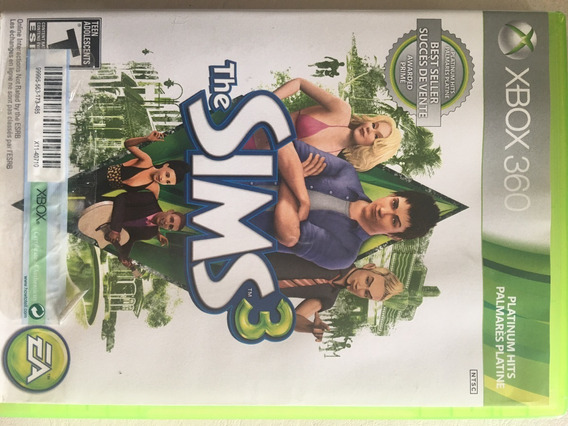 The Sims 3 - Original - Xbox 360