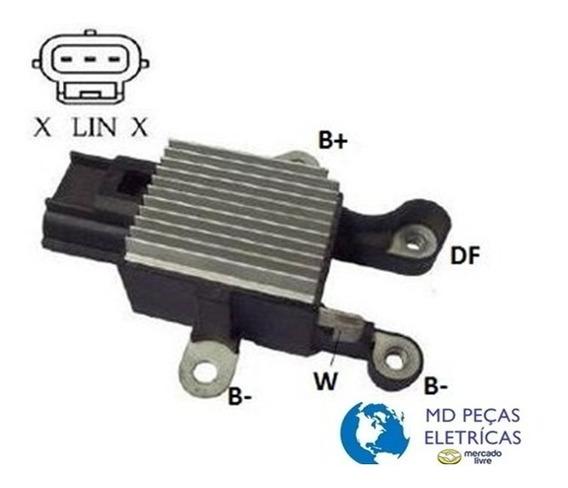 Regulador De Voltagem Ikro Ik 5161 Volvo V50/v60/s40