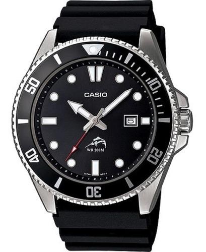 Casio Mdv106-1av 200m Duro Reloj Analógico