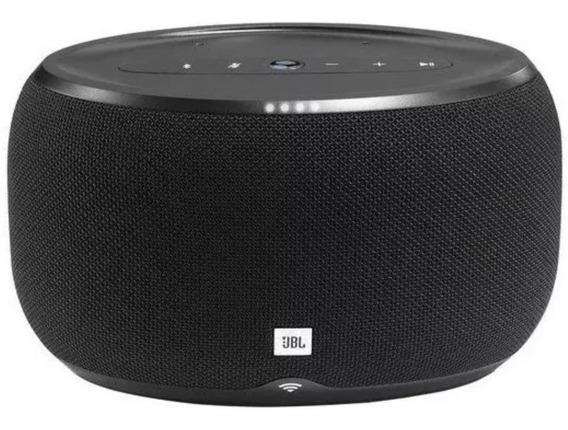 Speaker Portatil Jbl Link 300 Bluetoot Google Home Assistent