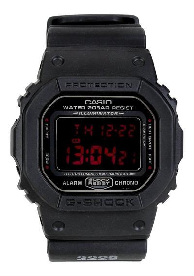 Relogio Casio G-shock Masculino Preto Digital + Nf