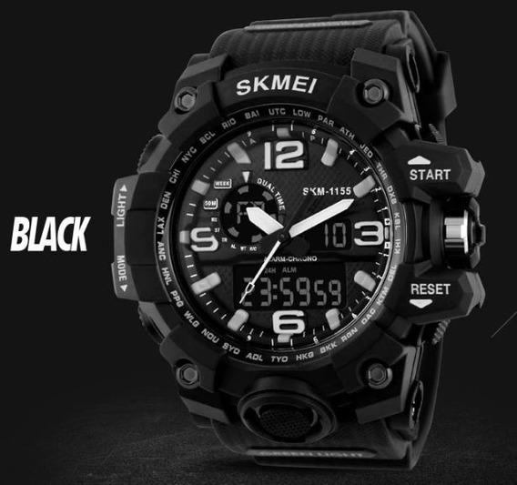 Relógio Masculino Digital Skmei 1155