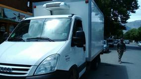 Iveco Daily 35c14 Thermoking Caja De Frio Blanco 2011
