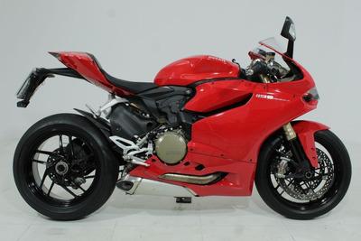 Ducati Superbike 1199 Panigale 2015 Vermelha