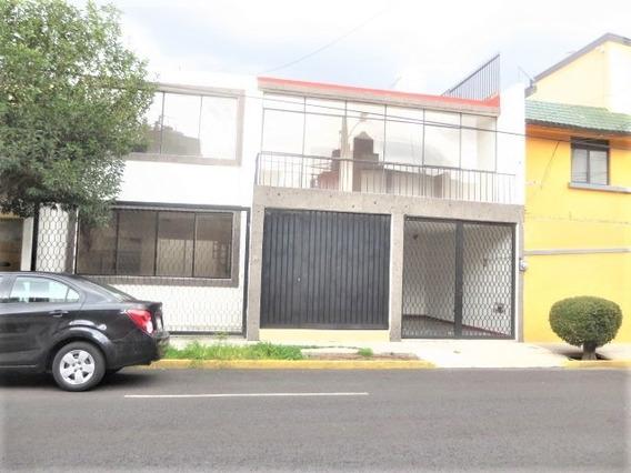 Rcr9937, Lindavista, Casa En Renta