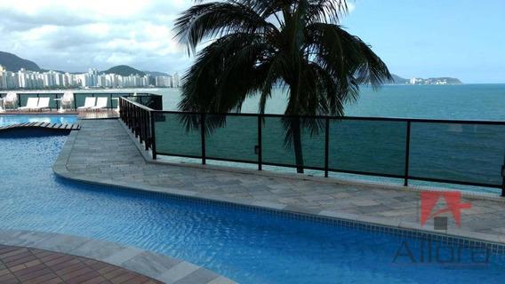 Apartamento Com 3 Dormitórios À Venda, 158 M² Por R$ 1.100.000,00 - Jardim Astúrias - Guarujá/sp - Ap0998