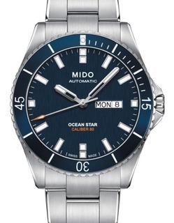 Mido Ocean Star Automatico M026.430.11.041.00 Reloj Hombre