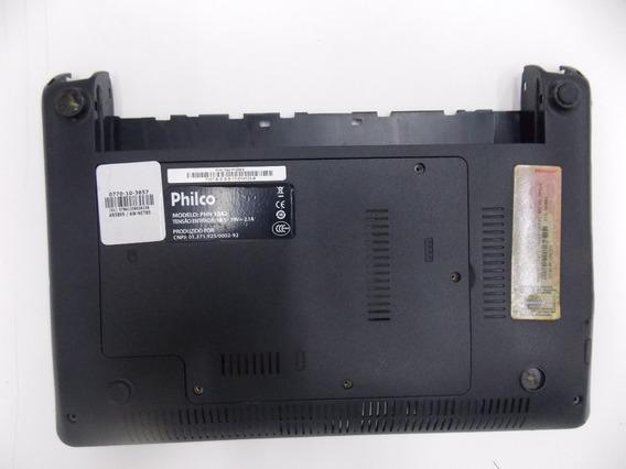 Carcaça Base Inferior Netbook Philco Phn 10a2 P123ws - Usado