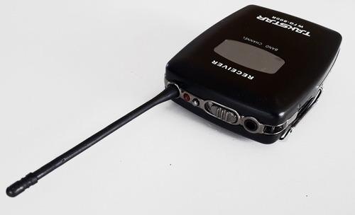 Imagen 1 de 4 de Takstar Wtg 800r Receptor Inalámbrico C2