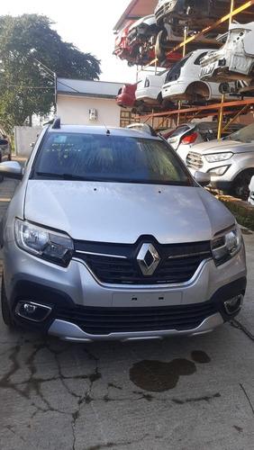 Imagem 1 de 8 de Sucata Renault Sandero 1.6 2020/2021 Flex