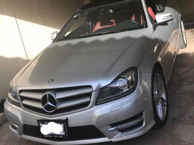 Mercedes Benz Clase C C350 Cgi Coupe