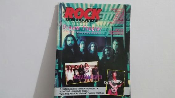 Rock Brigade 114 - Dream Theater, Offspring