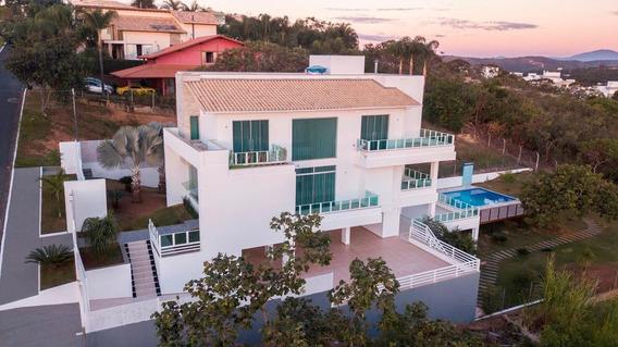 Excelente Casa Em Condomínio Fechado Em Lagoa Santa! - 13371
