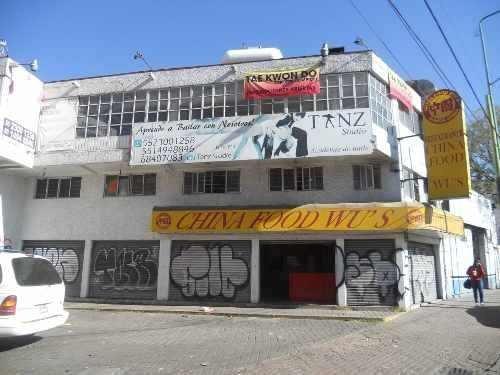 Renta De Local Comercial En Av. Taxqueña Delg. Coyoacán