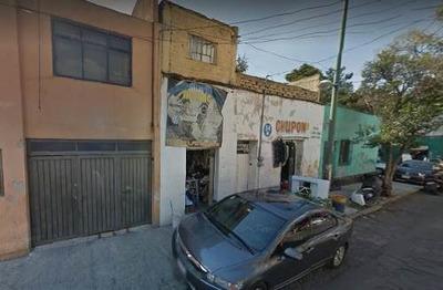 Casa En Venta Col. Ex-hipodromo De Peralvillo