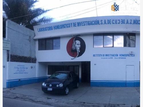 Imagen 1 de 12 de Edificio En Venta Col Francisco Zarco