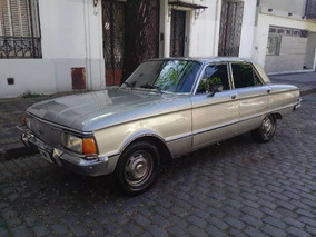 Vendo Ford Falcon 1981 Deluxe 100% Original D/h 134mil Km