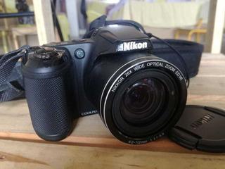 Nikon Coolpix L340 20,2 Mp Camara Digital