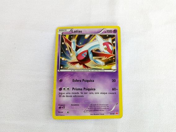 Card Game Pokemon Latias Basico