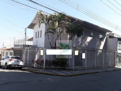 Aluga Casa Comercial No Centro De Mogi Das Cruzes - Ca0109