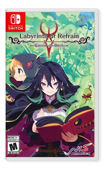 Labyrinth Of Refrain Coven Of Dusk - Switch - Lacrado