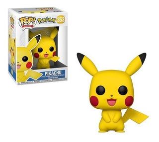 Funko Pop - Pikachu - Pokemon #353