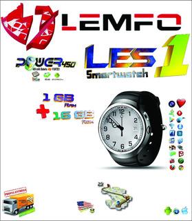 Smartwatch Les1 1gb Ram/ 16gb Rom Wifi, Gps, P. Entrega