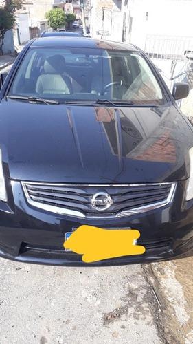 Imagem 1 de 2 de Nissan Sentra 2011 2.0 Flex 4p