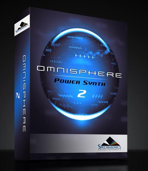 Ominisphere 2 + Keyscape + Trillian Em Hd Externo