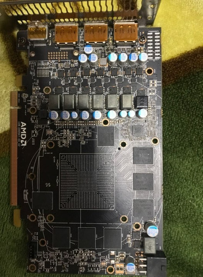Pcb Rx480 Rx580 Rx570 Rx 470 8gb