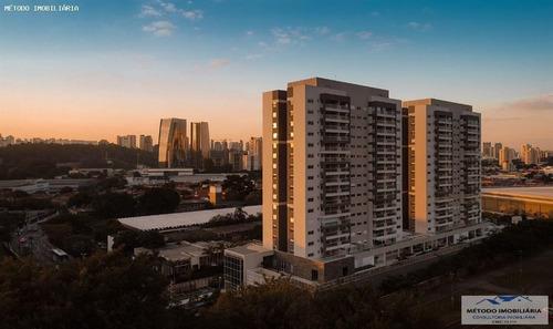 Imagem 1 de 15 de Apartamento Para Venda Em São Paulo, Santo Amaro, 3 Dormitórios, 1 Suíte, 2 Banheiros, 2 Vagas - 12759_1-1525607