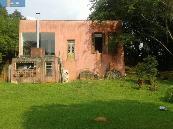 Casa Térrea - Estilo Loft - Gv19475