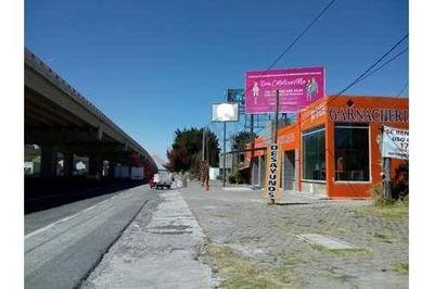 Local Comercial En Renta Sobre La Carretera México - Toluca