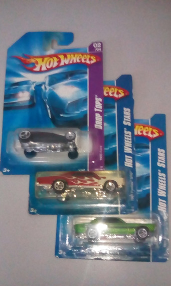 Carritos Hotwheels 1/64