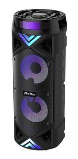 Parlante Portatil Karaoke Recargable Radio Fm Usb 60w Reales