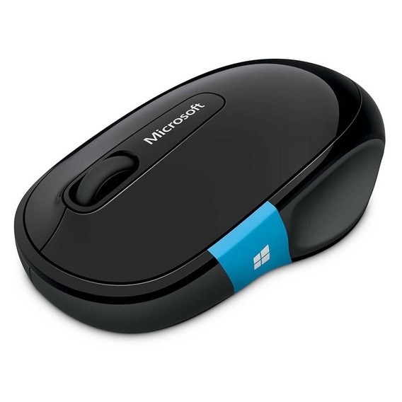 Mouse Sculpt Comfort Sem Fio Bluetooth Preto Microsoft