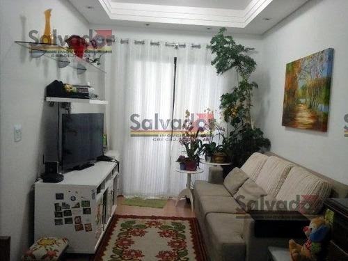 Apartamento Para Venda, 2 Dormitório(s) - 5858