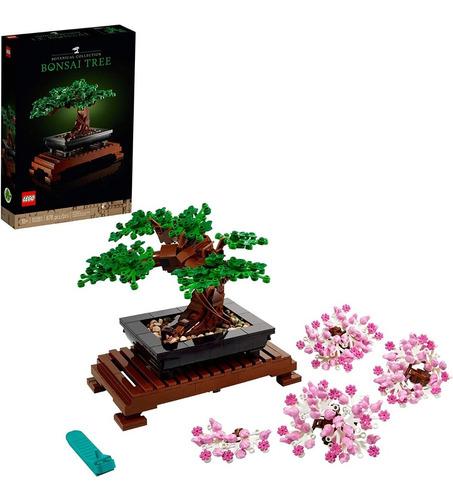 Imagen 1 de 10 de Lego Botanical Collection Bonsai Tree
