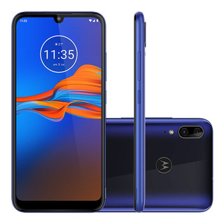 Celular Motorola Moto E6 Plus 32gb 13mp+2mp Grade A