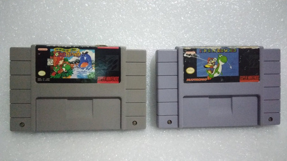 Super Mario World E Super Mario 2: Yoshi