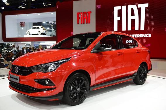 Fiat Cronos - 2019/2020 1.8 Hgt Flex Automatico