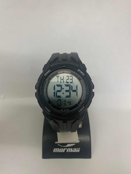 Relógio Mormaii Preto Mo18771aa/8p