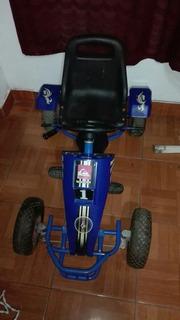 Go-kart Chachicart Todo Terreno A Pedal