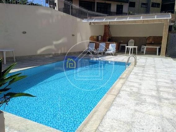 Cobertura Para Venda Em Cabo Frio, Vila Nova, 4 Dormitórios, 2 Suítes, 1 Banheiro, 2 Vagas - Cob105_1-1324097