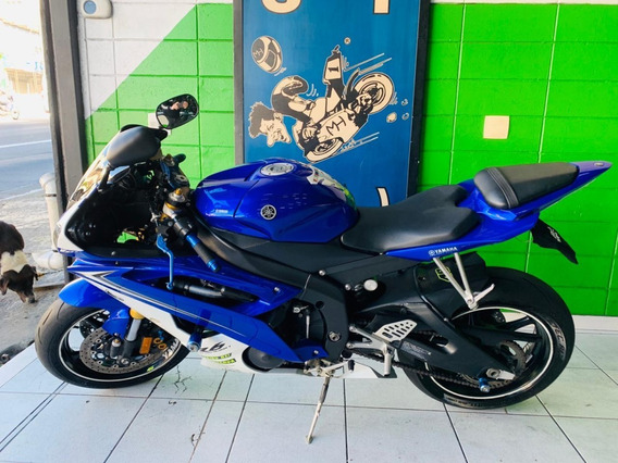 Yamaha Yzf R6 - 2010
